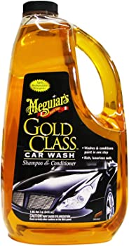 Meguiars Gold Class 64-oz. Shampoo Car Wash