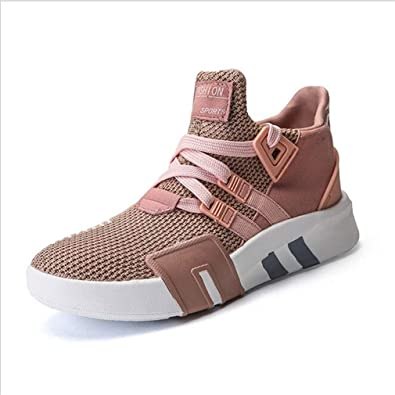 8aa8cce69de85 Amazon.com | Exing Mens's Shoes New Lightweight Breathable Lovers ...