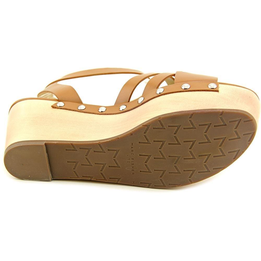 db3a8b334b8 Marc Fisher Womens Camilla Open Toe Casual Platform Sandals