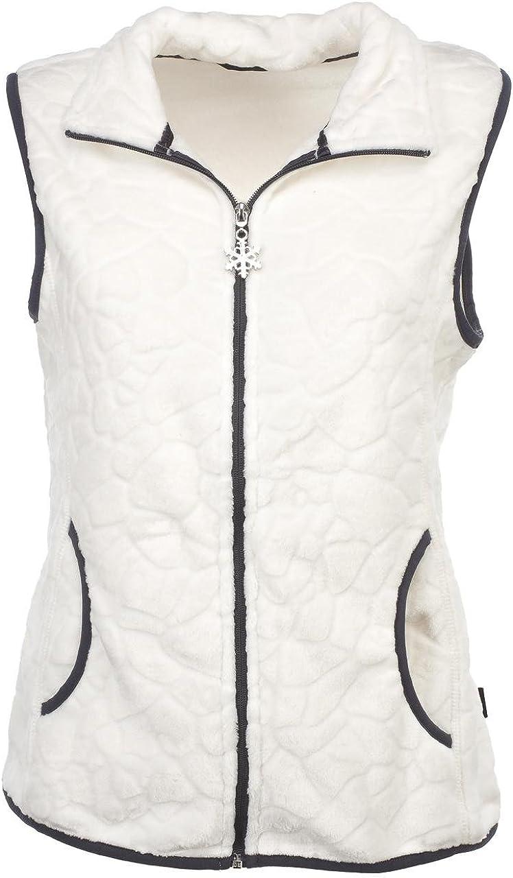 Eldera sportswear Vestes Polaire Lauziere SM Noir Lady