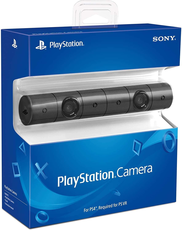Cámara PS4 V2 - Playstation 4 Camera (Nueva a estrenar) Nueva versión: Amazon.es: Videojuegos