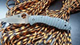 Custome scales for Spyderco Delica 4, Model - Enco, Gray G10 (sale only handle) -  aramisknives