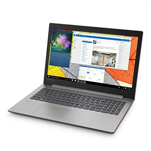 Lenovo Ideapad 330 Intel Core i3 7th Gen 15.6-inch Laptop (4GB RAM/1TB HDD/Windows 10 Home/Platinum Grey/ 2.2kg), 81DE0129IN