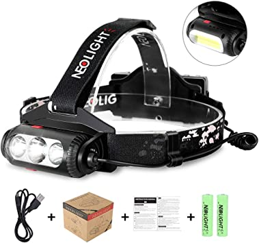 LE USB CREE LED Super Bright Bike Rear Tail Light IPX4 Waterproof 5 Lighting Mod