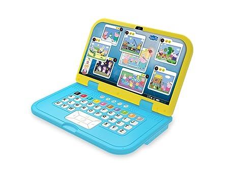 Inspiration Works Ordenador para niños Peppa pig (S13051) (versión en inglés)