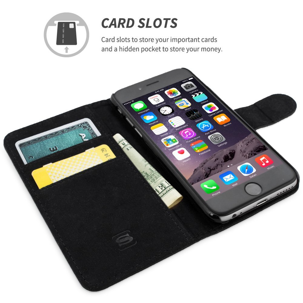 custodia flip iphone 6 plus