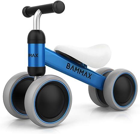 Bammax Vélo Bébé Draisienne pour Bébé de 1 an-18 Mois