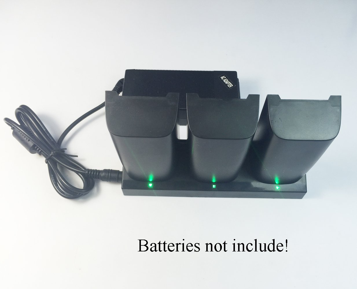 Anbee Parallel Multi-battery Balance Charger for Parrot Bebop Drone Quadcopter