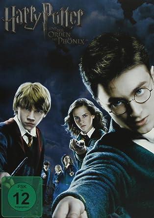 Harry Potter Und Der Orden Des Phonix Steelbook Amazon De Daniel Radcliffe Emma Watson Rupert Grint David Yates Daniel Radcliffe Emma Watson Dvd Blu Ray