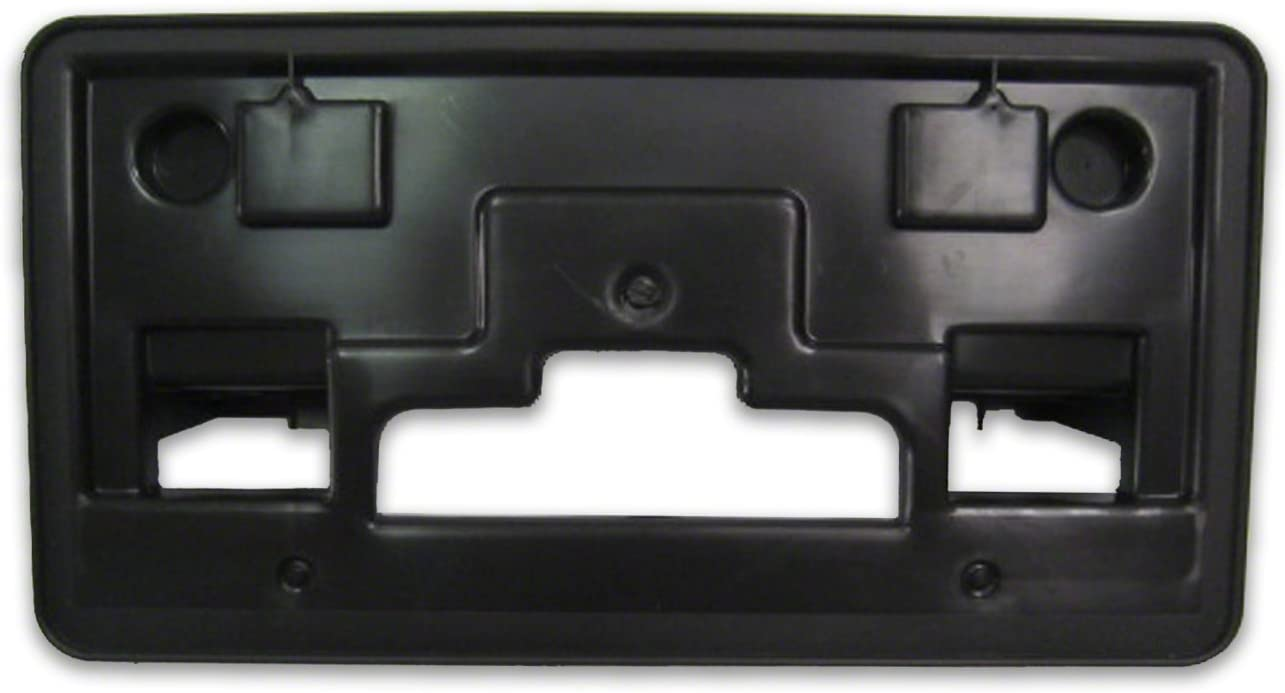 Multiple Manufacturers OE Replacement License Plate Bracket Honda Accord Sedan 2011-2012 Partslink HO1068116