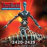 Perry Rhodan: Sammelband 3 (Perry Rhodan 2420-2429) | Arndt Ellmer,Horst Hoffmann,Uwe Anton,Michael Marcus Thurner,Hubert Haensel,Christian Montillon