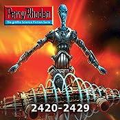 Perry Rhodan: Sammelband 3 (Perry Rhodan 2420-2429) | Arndt Ellmer, Horst Hoffmann, Uwe Anton, Michael Marcus Thurner, Hubert Haensel, Christian Montillon