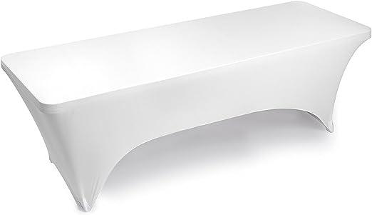 Gamuza de funda para mesa de Spandex Lycra Dry Bar rectangular Fit ...