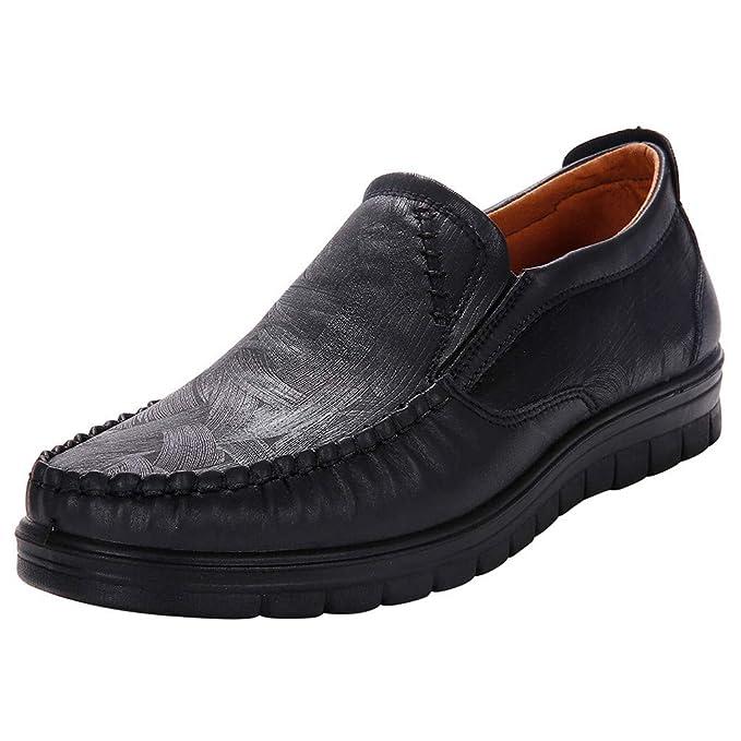 Amazon.com: Chenway - Zapatillas para hombre de negocios ...