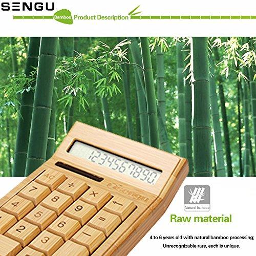 Sengu Calculators Function Calculator 12-digit Display