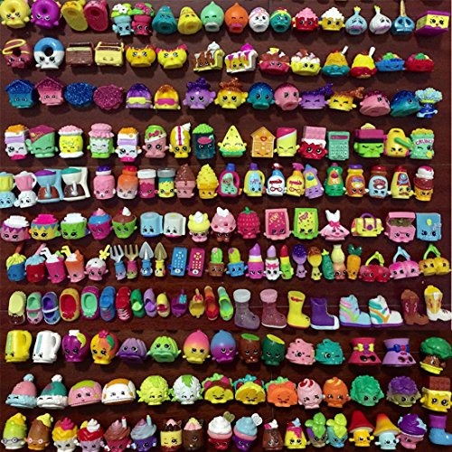 30PCS Lot 2016 Random Shopkins of Season 1 2 3 4 5 Loose Toys Action Figure