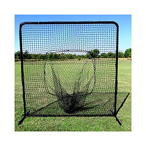 Cimarron Sports Training Aids 7×7 42 Sock Net and Frame