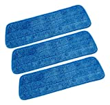 Brite & Clean Window Mop Dry Replacement Pads (Pack of 24)