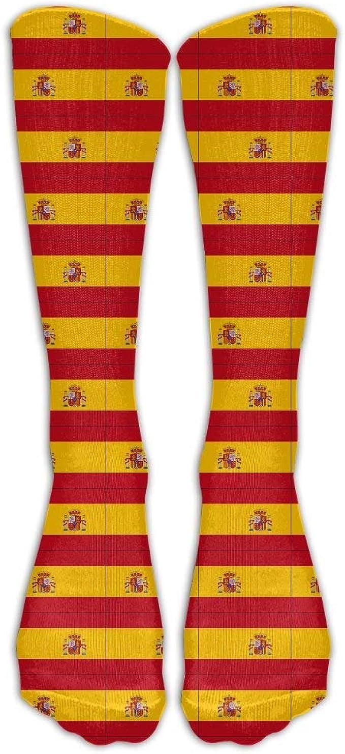 Originalidad España Bandera Calcetines de compresión Calcetines de ...