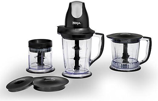Ninja Master Prep Professional Blender/Food Processor System QB1004 (Certified Refurbished)