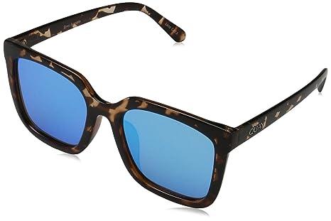 51db4ffc2afbc Image Unavailable. Image not available for. Colour  Sunglasses Quay  Australia GENESIS Tortoise Square