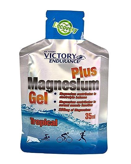 Weider Plus Magnesio en Gel - 35 ml