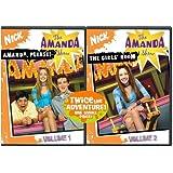 The Amanda Show, Vol. 1 - Amanda, Please / The Amanda Show, Vol. 2 - The Girls' Room by Raquel Lee