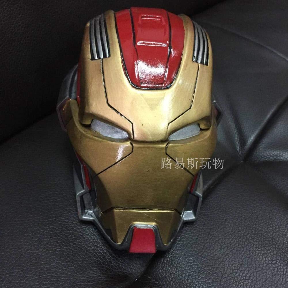 ornamenti per inviare il fidanzato@Blackhead Gold Face Iron Man posacenere di Iron Man posacenere di regalo creativo personalizzato posacenere di Bumblebee Posacenere di Transformers Optimus Prime