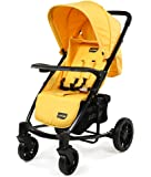 Luvlap Elite Baby Pram Stroller (Yellow)