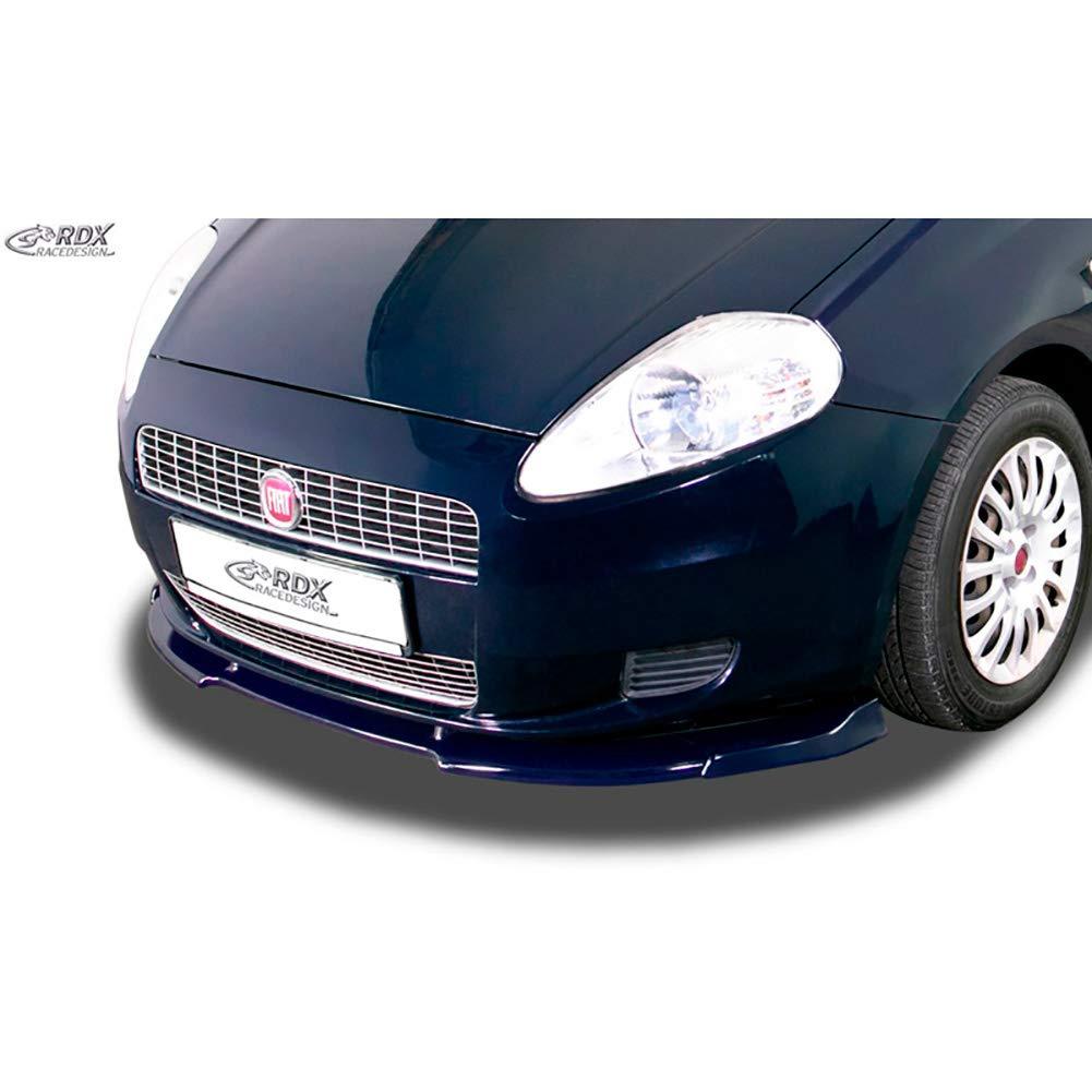 RDX Frontspoiler VARIO-X Grande Punto Frontlippe Front Ansatz Vorne Spoilerlippe
