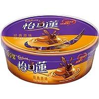 怡口莲 巧克力味夹心太妃糖 经典原味 200g/碗