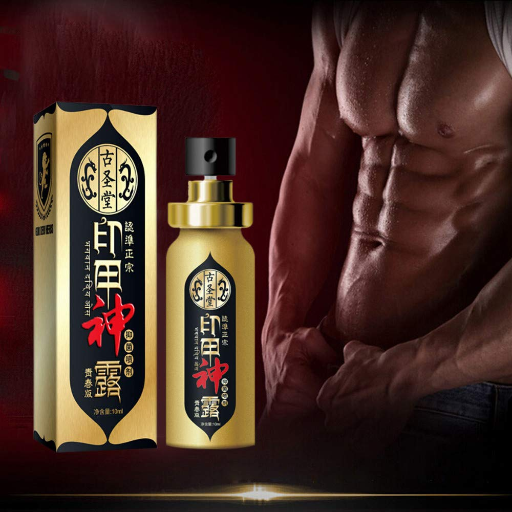 certainPL Male Enlargement Oil Big Penis Oil Essential Oil Pills Increase Sex Delay Men's Penis Care (10ML) by certainPL (Image #3)