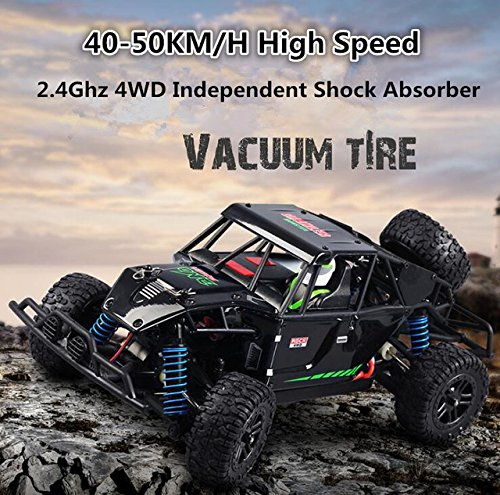 Toy, Play, Game, New professional RC truck toy 9303 2.4G 1:18 full scale 40-50KM/H 4WD desert racing high speed remote control RC truck vs A959-B, Kids, Children -  Play 4 Kids, PN_ELL_741839