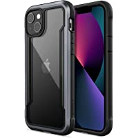 Raptic Shield Case Compatible with iPhone 13 Case, Shock Absorbing Protection, Durable Aluminum Frame, 10ft Drop Tested…