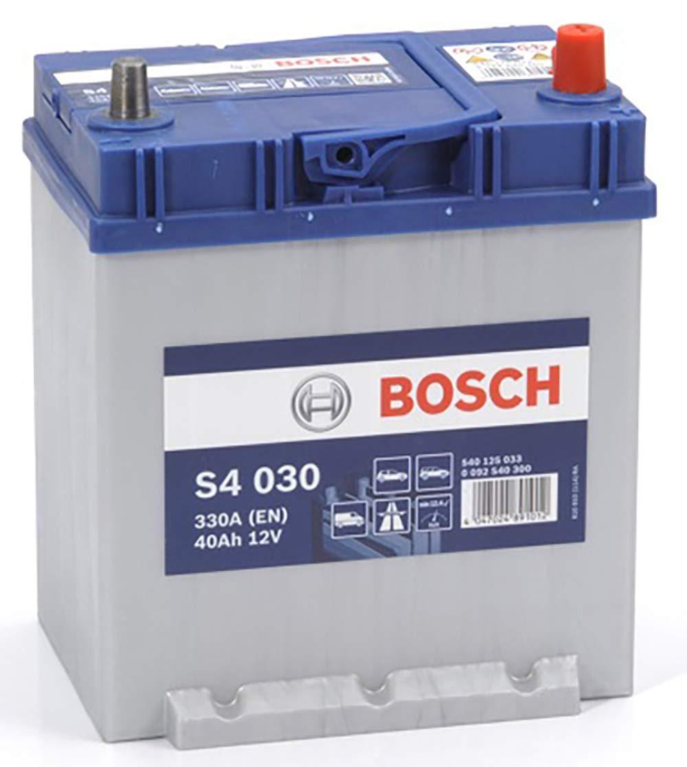 Bosch-S4030 Batteria Auto 40A//h-330A