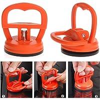 EDTara Car Body Dent Repair Kit Dent Puller Car Suction Cup Pad Repair Kit 2Inch Orange