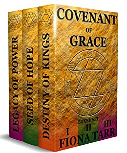 Covenant of Grace Boxed Set 1-3: Destiny of Kings, Seed of Hope, Legacy of Power by [Tarr, Fiona]