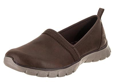 Skechers Mujeres Sandalias de Piso, Talla: Amazon.es: Zapatos y complementos
