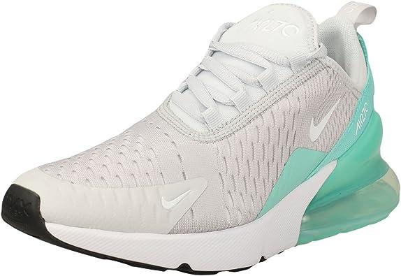 Nike Air Max 270 Gs Kids Trainers Platinum 5.5 UK: Amazon
