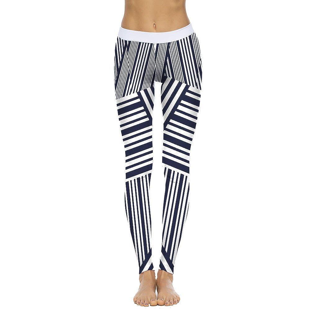 Pantalones Yoga Mujeres Mallas Deportivas Mujer Impresión a ...
