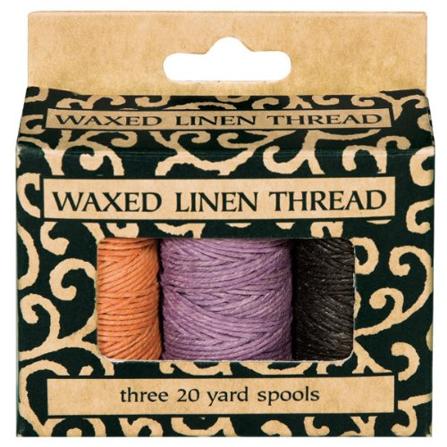 (Books By Hand BBHM206 Waxed Linen Thread)