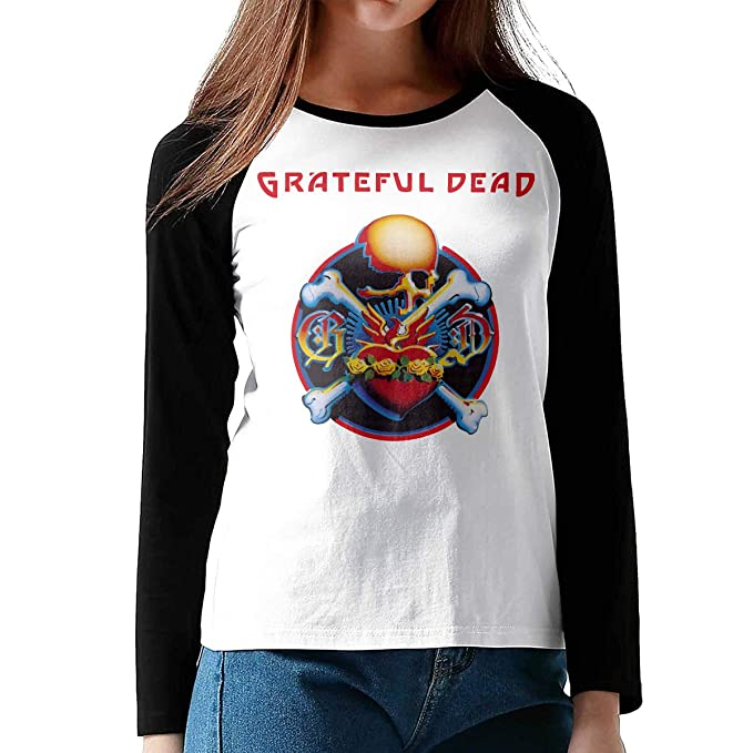 Amazon.com: Audarey Rus - Camiseta de manga larga para mujer ...