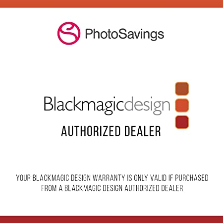 Blackmagic Design - Photo Savings BMD-CINECAMPOCHDMFT4K product image 10