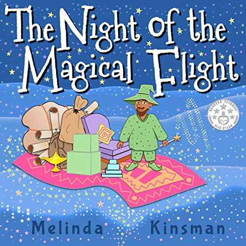 The Night of the Magical Flight: Rhyming Bedtime Story / Picture Book for Beginner Readers (Ages 3-6) (Top of the Wardrobe Gang Picture 2)
