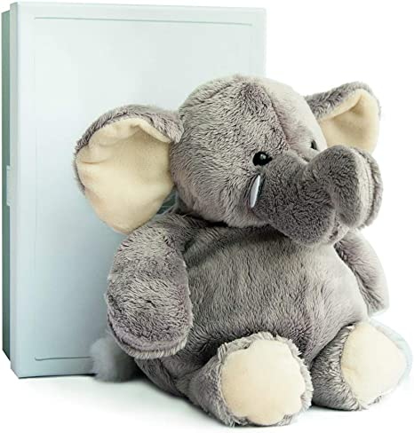 Histoire dOurs HO1283 - Peluche, 23 cm, diseño de elefante ...