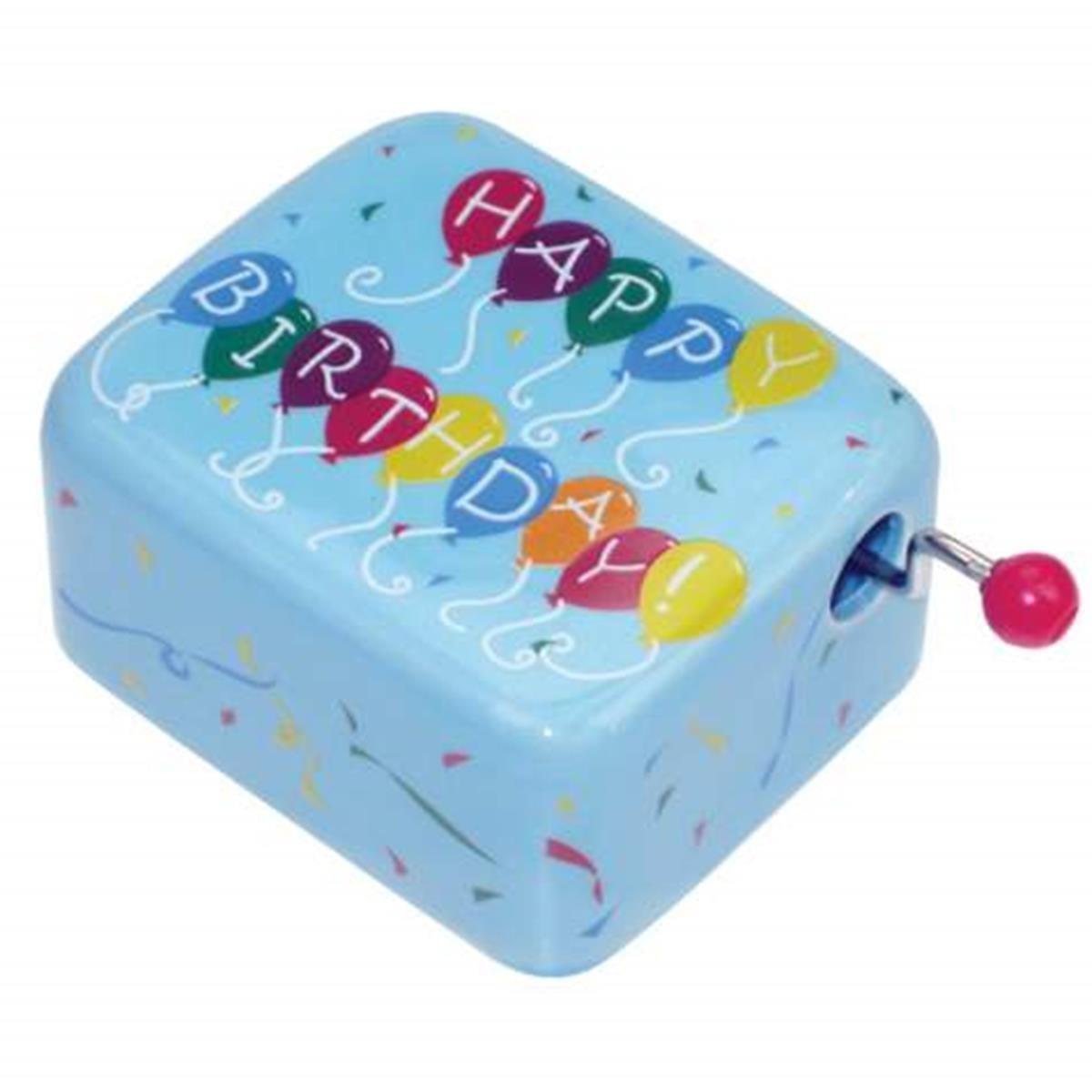 【即出荷】 WL ss-wl-21208バルーンパターンブルーMusical手クランクwith WL Happy誕生日キャプション B008A7CPMQ B008A7CPMQ, スサミチョウ:0ee0190e --- svecha37.ru