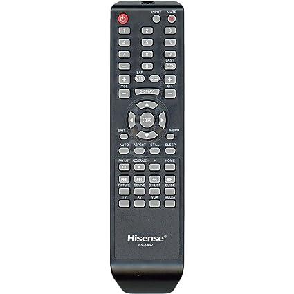 Hisense TV Remote EN-KA92 for H3 Series led TV Remote Control--Works with  Hisense 32H3E 32H3C 40H3E 40H3C