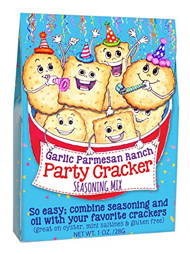 Party Cracker Seasoning by Pelican Bay Ltd.