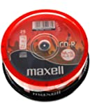 MAXELL CDR XLII 80 Audio Spindle 25
