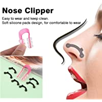 Cumturmx 3D Nose Up Lifting Clip de conformación Clip Nose Clipper Tool Nariz Shaper Lifting Clipper Kit Alisado Clip de Nariz Herramienta de Belleza